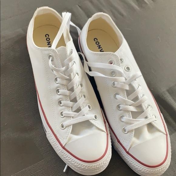 NEW Men's converse size 11